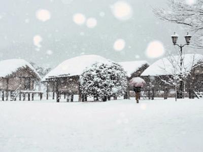 눈오는 꿈 암시는 뭘까